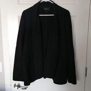 Lafayette 148 New York size 10 black blazer